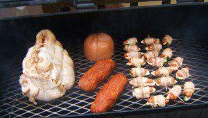 BBQ beginnings Chunkyruth