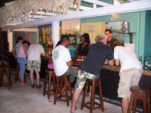 Roadkill Bar San Pedro Belize
