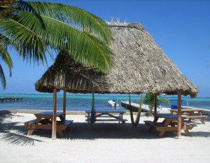 San Pedro Belize Beach