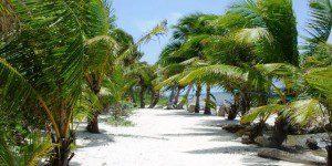 San Pedro Belize beach