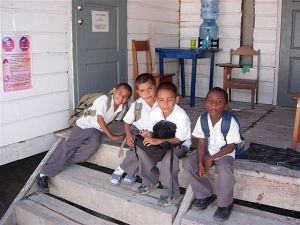 Holy Cross Anglican School Belize