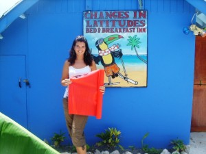 Changes in Latitudes Belize bed and breakfast