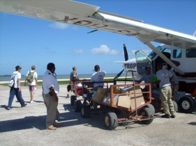 Tropic Air Belize City