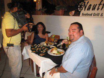 Reef Radio tv productions San Pedro Belize