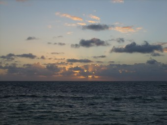 San Pedro Belize Sunrise