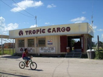 Tropic Air Cargo Organic farming Belize