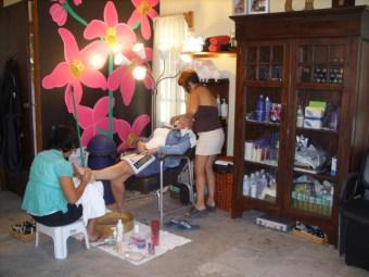 San Pedro hair Salon