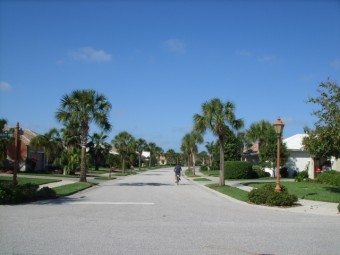 Sawgrass gated golf community Venice Florida
