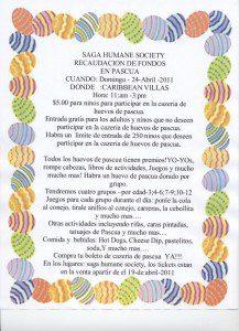 Saga Humane Society
