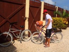 recycling Ambergris Caye