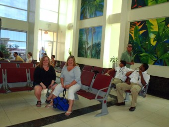 tropic air flight from ambergris caye to belize