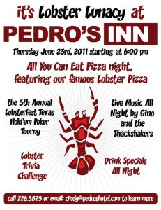 San Pedro Belize lobsterfest 2011