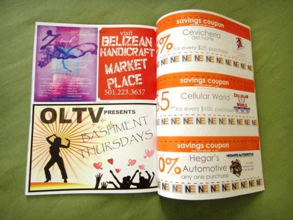 Belize discounts