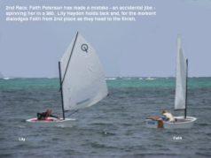 San Pedro Belize Sailing Club news