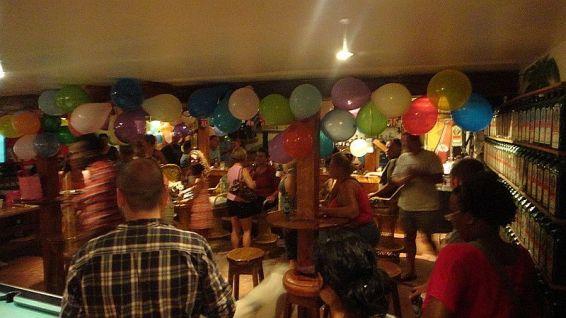 Pedro's Sports Bar Belize