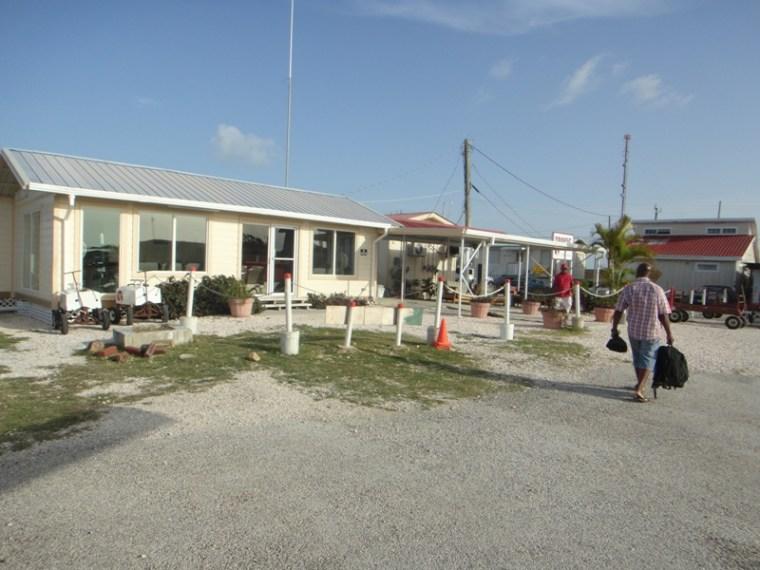 Municipal Airport Belize City
