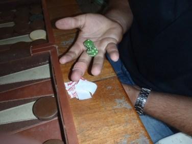 Backgammon Blitz San Pedro