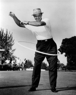 Boys do it too - Sam Snead by Mulligan Stu waggleroom.com