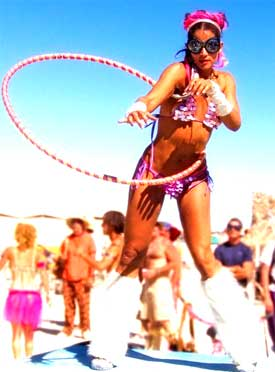 hula hoop for exercise