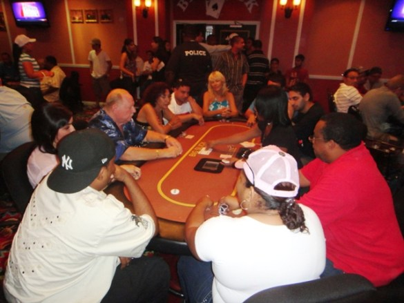 Princess Poker room Belize City pictures