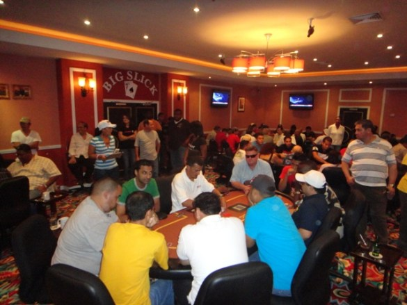 Belize poker tournament