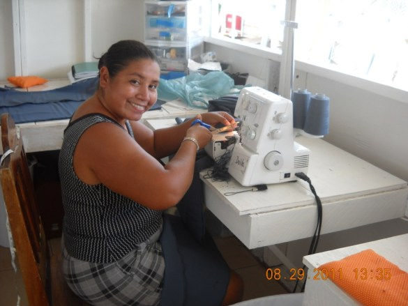 Belize sewing center