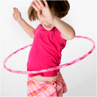 hula hoop exercise