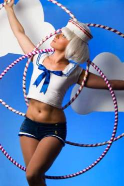 make your own hula hoop