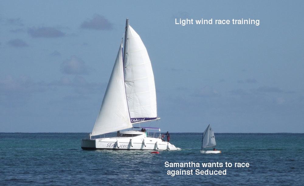 international Optimist regatta belize pictures