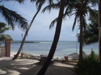banana beach resort belize picture