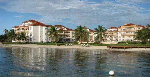 2 day getaway at Grand Caribe Belize