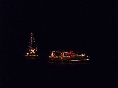 san pedro belize holiday boat parade
