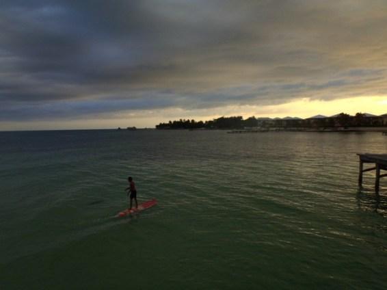 surf belize