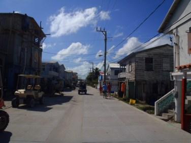 downtown san pedro belize pictures
