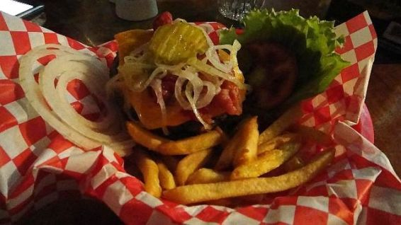 wyatt earp legends burger house