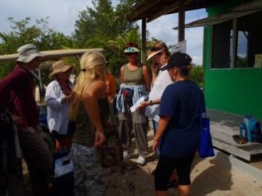 Marco Gonzales maya site belize
