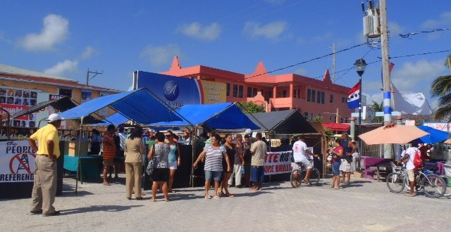 Belize Votes No to Offshore Oil Drilling
