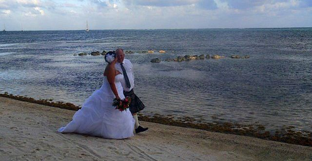 Royal Belize Beach Wedding