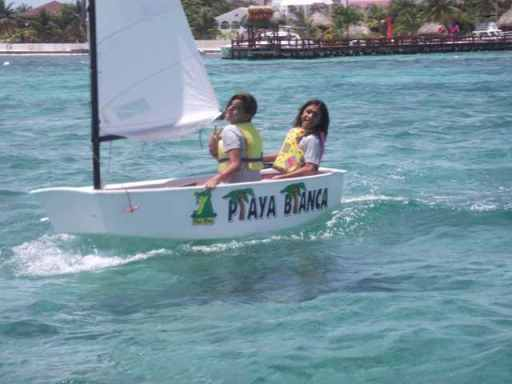 san pedro sailing regatta
