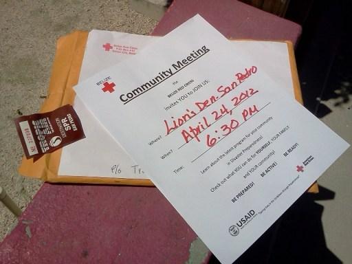 red cross belize
