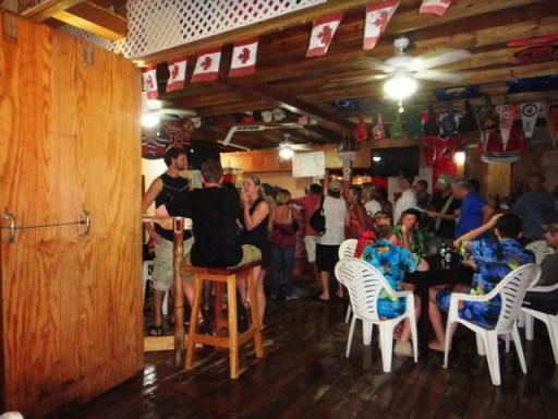 Rainy San Pedro Belize Weather