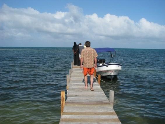 belize fishing