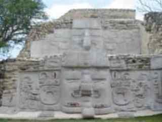 Cerros Ruins in Corozal District