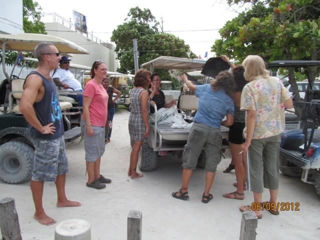 volunteer trips