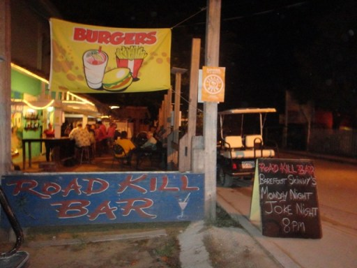san pedro belize nightlife