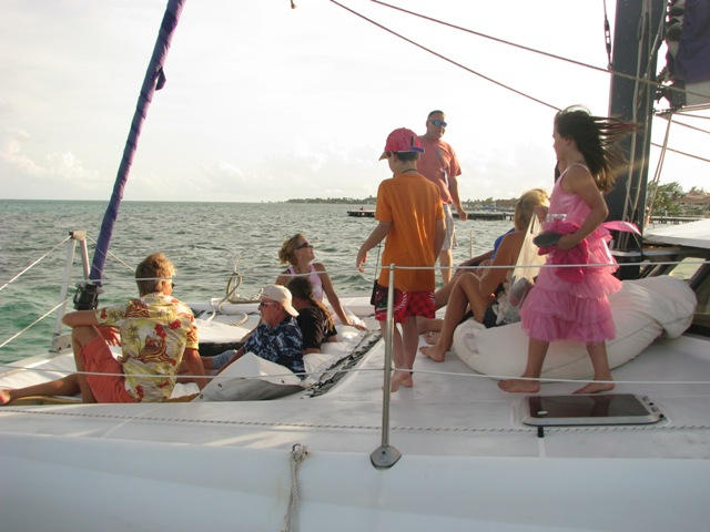 sailing catamarans