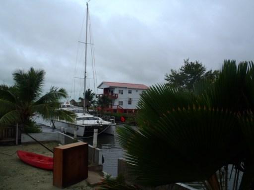 belize hurricane season