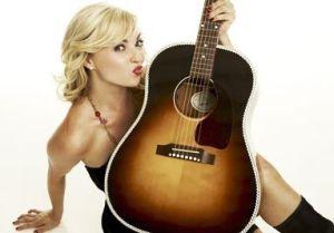 Karen Waldrup country music singer