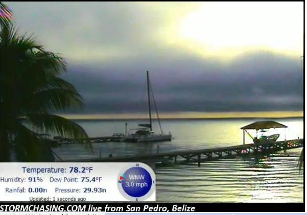 Taco cam san pedro belize webcam ambergris caye webcam for Https pedro camera it