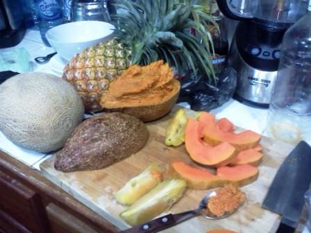 belize fruit
